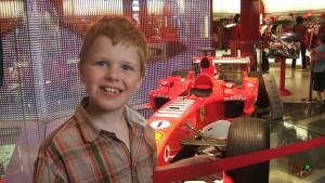 George & Ferrari